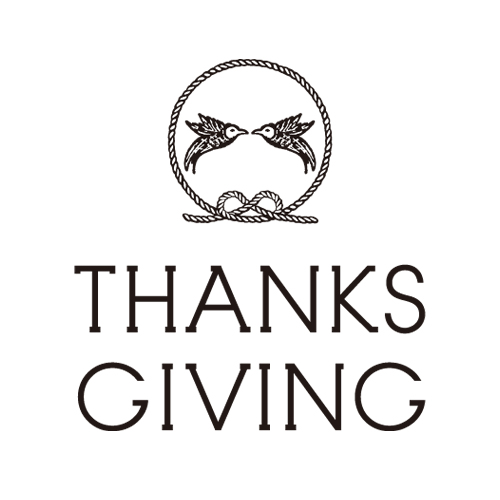 THANKS GIVING Co.,Ltd LOGO
